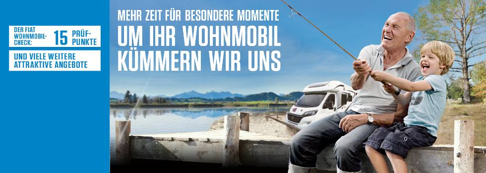 Wohnmobil-Servicepoint